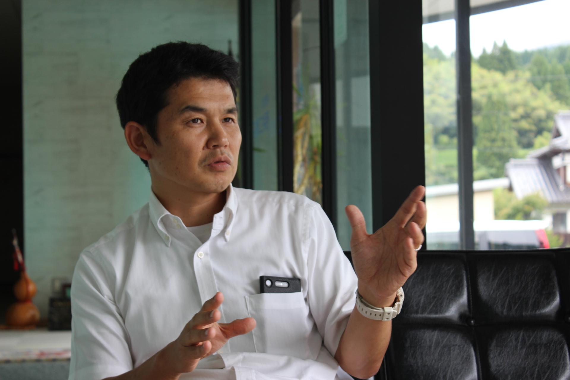 株式会社西村工務店代表取締役西村さん